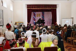 Детской музыкальной школе Буйнакска исполнилось 65 лет!