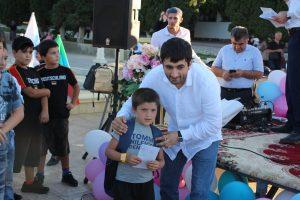 «Инсан»: Благотворительная акция